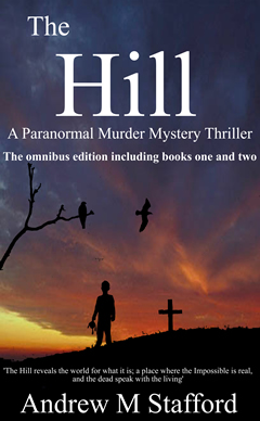 The Hill. Paranormal Murder Mystery
