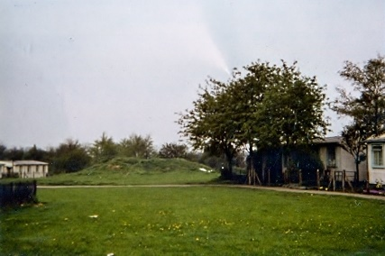 The Hill in Badock's Wood in the 1970's